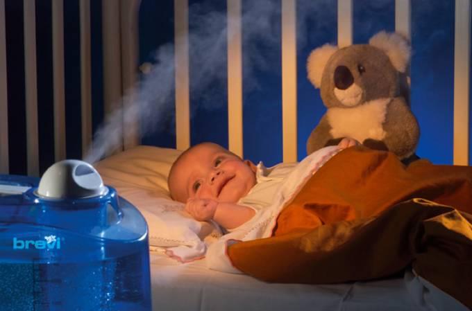 увлажнитель воздуха для ребенка
