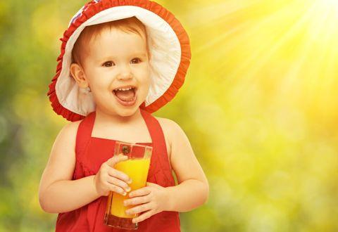 С какого возраста, какие соки можно давать грудничкам?