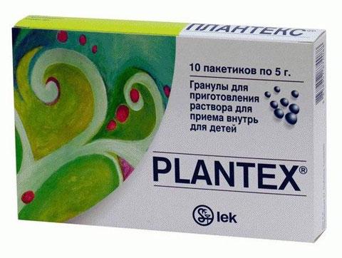 Плантекс – эффективное средство, избавляющее грудничков от колик