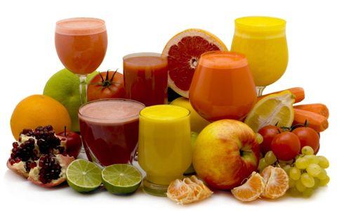 фрукты в ассортименте