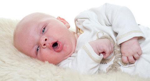 ребенок осип