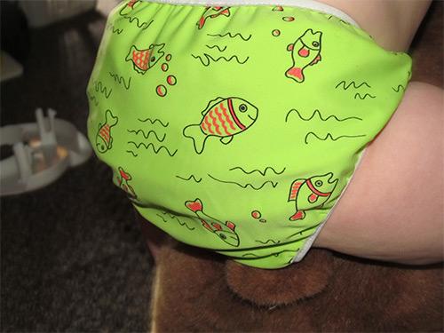 плавки на малыше