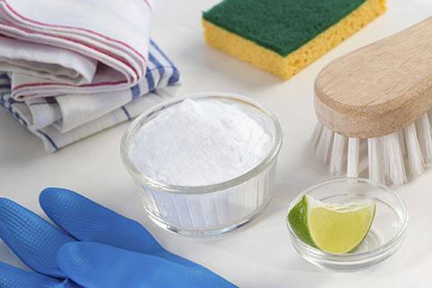 сода как чистящее средство