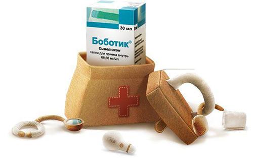 Боботик – эффективное средство для грудничков от колик и вздутия. Показания, противопоказания, аналоги препарата, инструкция