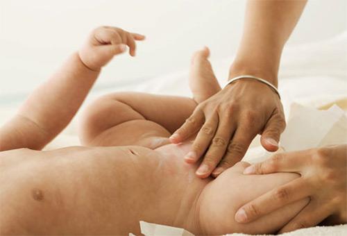 опрелости у малыша