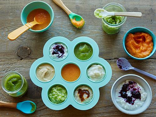 блюда из овощей для прикорма