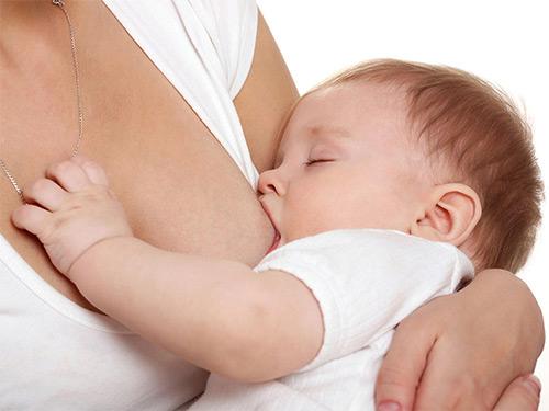 грудное вскармливание детей