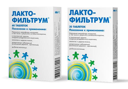 Лечение кормящей матери препаратом Лактофильтрум: разрешено ли лекарство при грудном вскармливании?