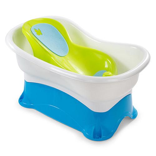 пластиковая горка в ванну