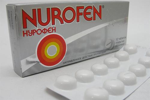 нурофен таблетки