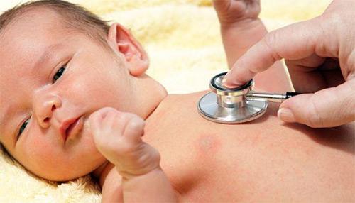 диагностика здоровья грудничка