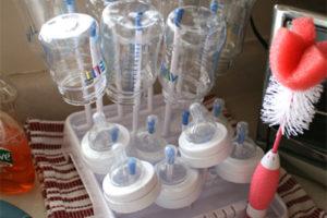 стерилизация бутылочек