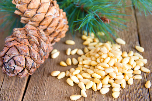 Кедровые орехи для кормящей мамы: польза или вред, как правильно вводить в рацион во время лактации?