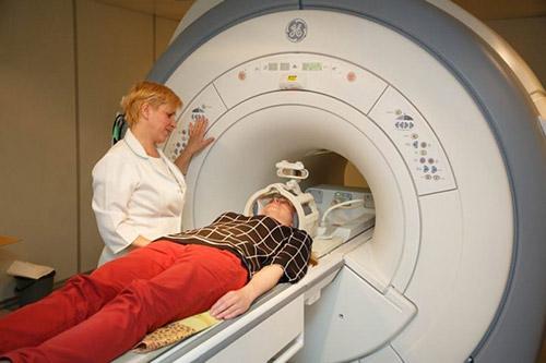 МРТ при кормлении грудью