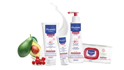 Обзор линейки средств для очень чувствительной кожи новорожденных от компании Mustela: гель для купания, салфетки, молочко для тела, крем для лица