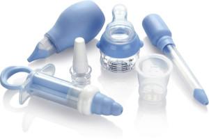Аксессуары для промывания носа грудничкам