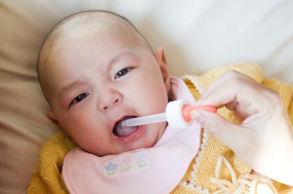 Применение эспумизан для новорожденных