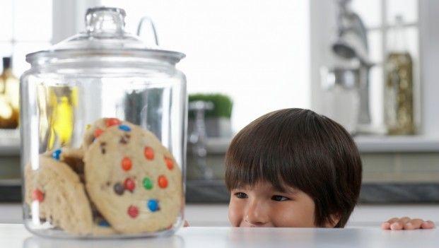 Домашнее печенье – вкуснейший прикорм для малышей