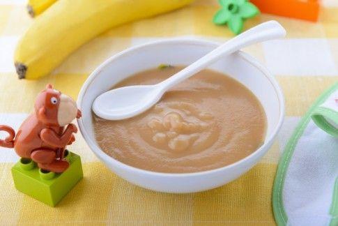 свежее фруктовое пюре