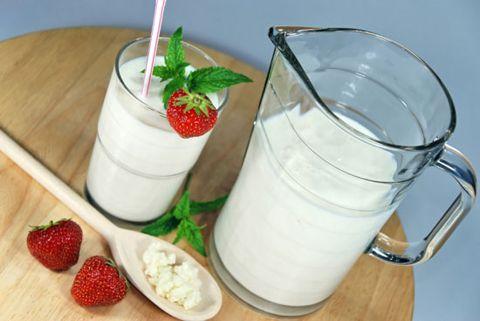 молоко кефир творог