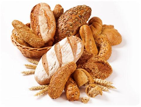хлеб разный