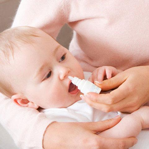 капли в нос малышу