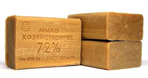 хозяйственое мыло