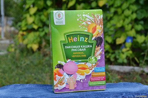 Вводим в прикорм рисовую кашу от Heinz. Разбираемся в достоинствах и недостатках продукта. Учимся правильно разводить.