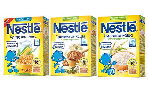 Кукурузная кашка от компании Нестле для прикорма малышей. Отзывы родителей о молочной и безмолочной каше