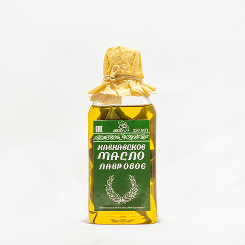 масло из лаврового листа