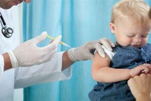 прививка грудничку