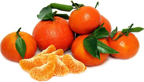 В каком возрасте малыша можно познакомить с мандаринами?