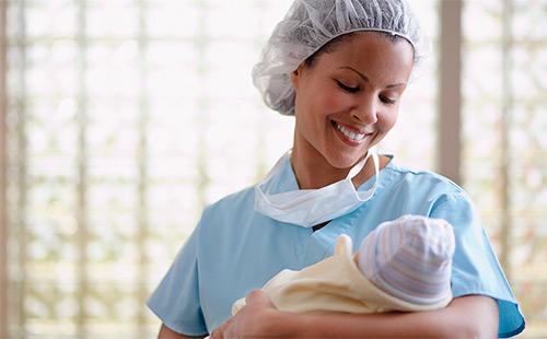 Зачем нужен патронаж новорожденного малыша медицинскими работниками? Какие советы получают молодые родители от врача и медсестры? Алгоритм и схема процедуры