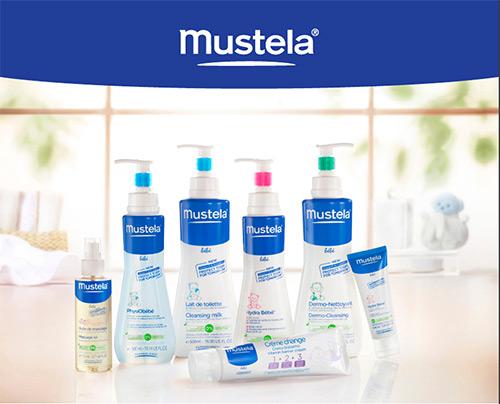 Подробных обзор всех косметических средств, предназначенных для новорожденных, от компании Mustela