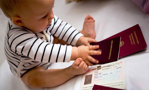 Постоянная и временная регистрация новорожденного малыша по месту жительства: какие документы необходимы, процедура регистрации, сроки