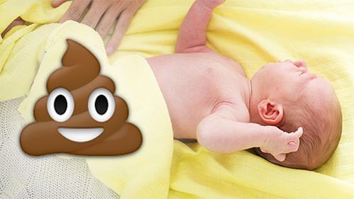 Что такое меконий? Как долго он выходит у новорождённых малышей? Что такое синдром аспирации мекония?