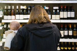 вино и грудное кормление