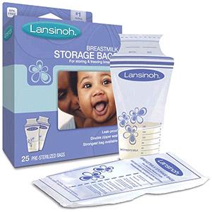 lansinoh пакеты для молока