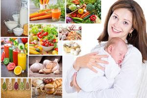продукты для мамы