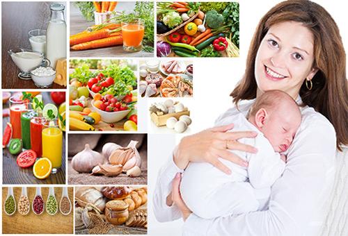 Список продуктов, разрешенных к употреблению кормящей мамой с момента рождения малыша. Что можно есть на грудном вскармливании, а от чего лучше отказаться.