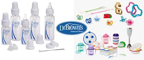 бутылочки DrBrowns