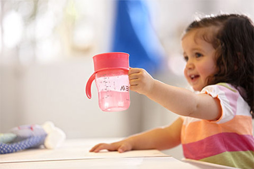 поильник для малыша