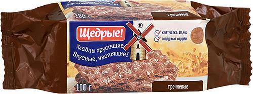 гречневые хлебцы