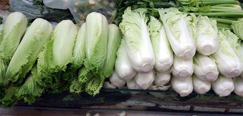пекинская капуста в магазине