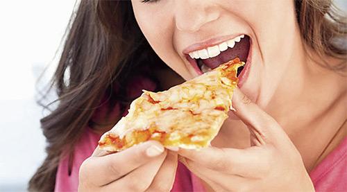 пицца маме