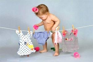 стиральный порошок для детей