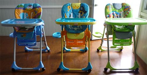 стульчик на колесиках
