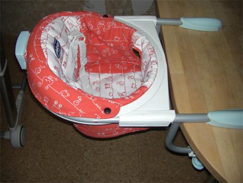 навесной стульчик