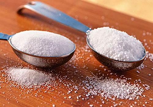соль сахар