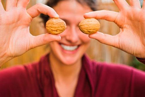 выбор грецких орехов